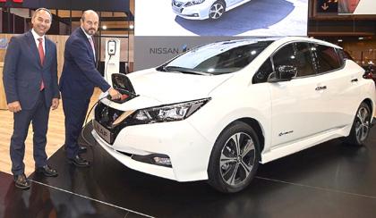 La Comunidad de Madrid impulsa la utilización del vehículo eléctrico en la región